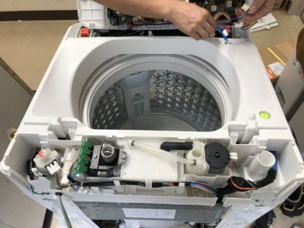sửa máy giặt hết bao nhiêu tiền