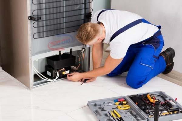 các phương pháp thay lốc tủ lạnh - 1