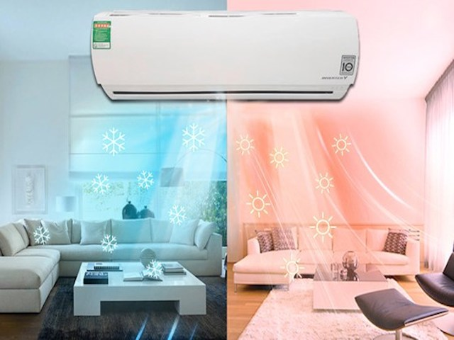 cách chỉnh điều hòa tiết kiệm điện bằng chế độ dry