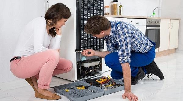 cách kiểm tra lốc tủ lạnh inverter