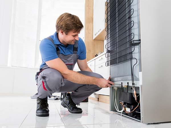 cách kiểm tra lốc tủ lạnh inverter bị lỗi