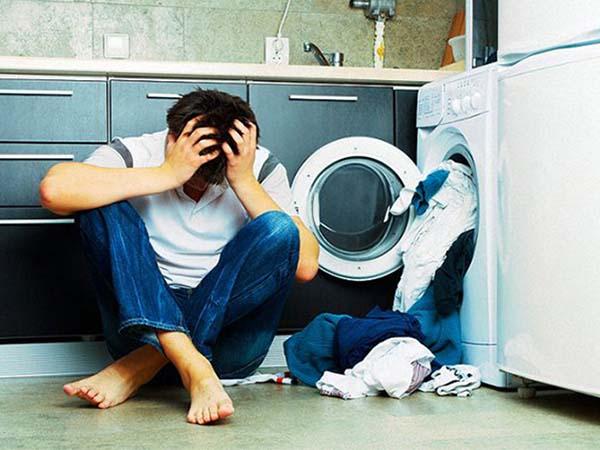 cách sửa máy giặt không xả nước - 1
