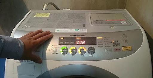 cách sửa máy giặt panasonic lỗi u12 tại nhà