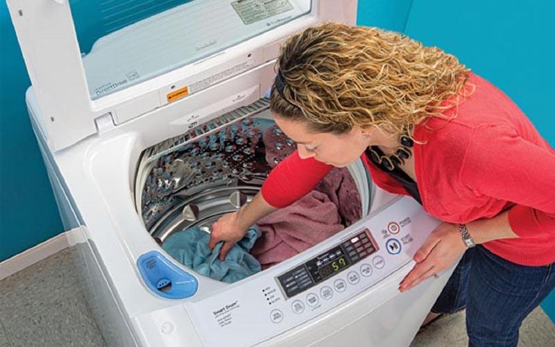 máy giặt không giặt được - 5