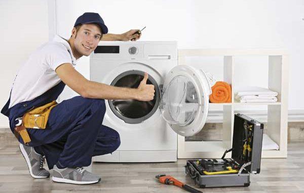 sửa máy giặt không ngắt nước - 2