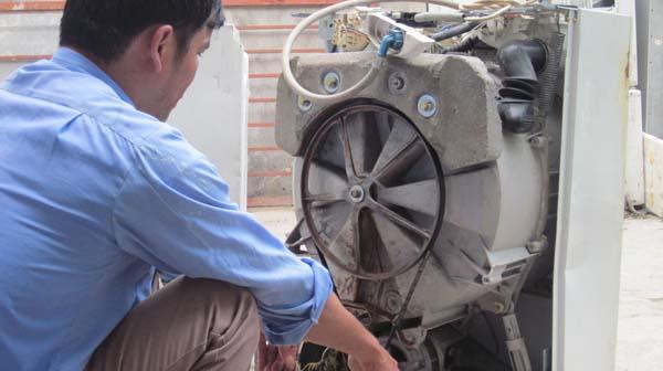 sửa máy giặt tại quận đống đa giá rẻ nhất