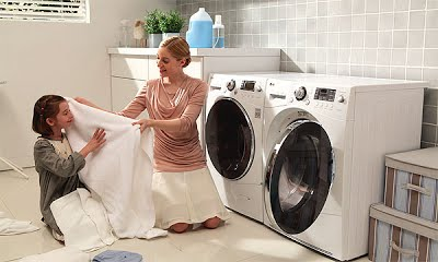 sửa máy giặt toshiba mất nguồn - 1