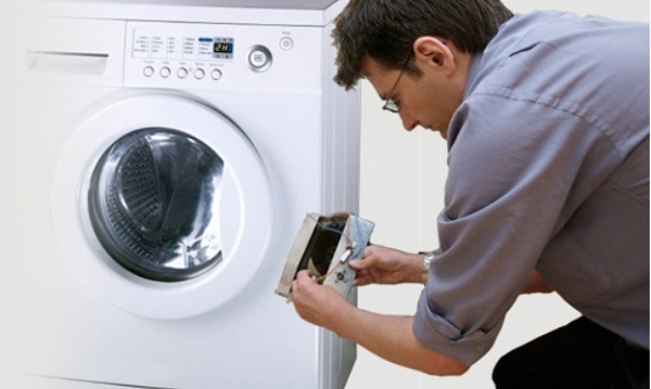 sửa máy giặt toshiba mất nguồn - 2
