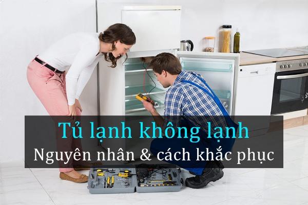 thợ sửa tủ lạnh hà nội