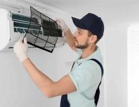 Thợ bảo dưỡng điều hòa tại nhà có mặt sau 10 phút