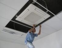 Cách vệ sinh điều hòa âm trần tại nhà dễ dàng